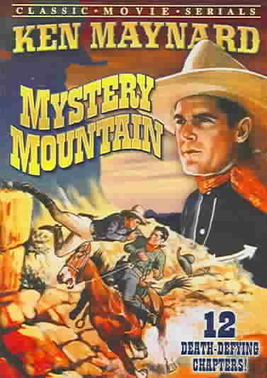 MYSTERY MOUNTAIN:SERIAL CHAPTERS 1 12 BY MAYNARD,KEN (DVD)