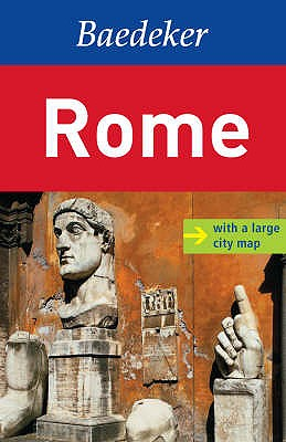 Baedeker Guide Rome By Various Map Artist (ILT)